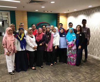 Business Communication For Enterpreneurs | Perbadanan Usahawan Nasional Berhad (PUNB) | 28-29 Ogos 2018