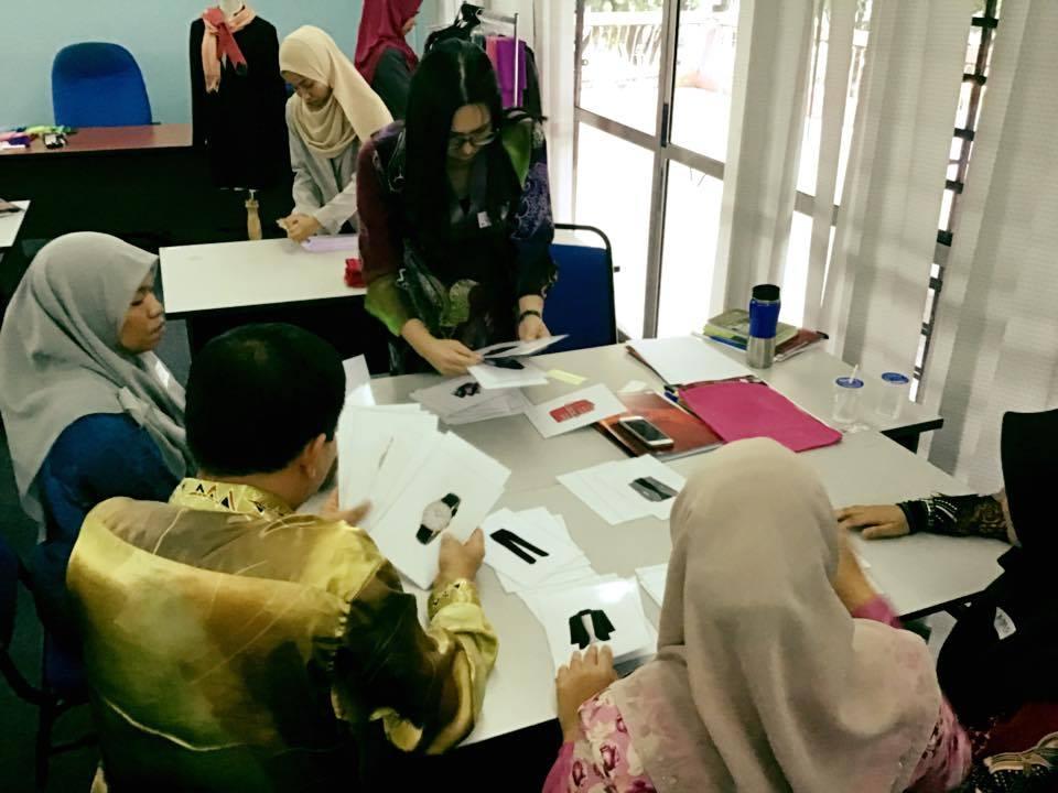 Kursus Transformasi Penampilan Dalam Imej Profesional