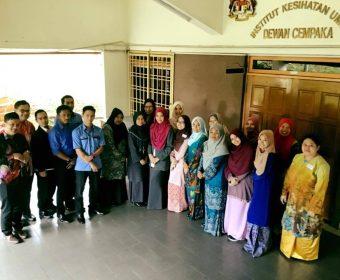 Kursus Transformasi Penampilan Dalam Imej Profesional | Institut Kesihatan Umum | 11 Oktober 2018