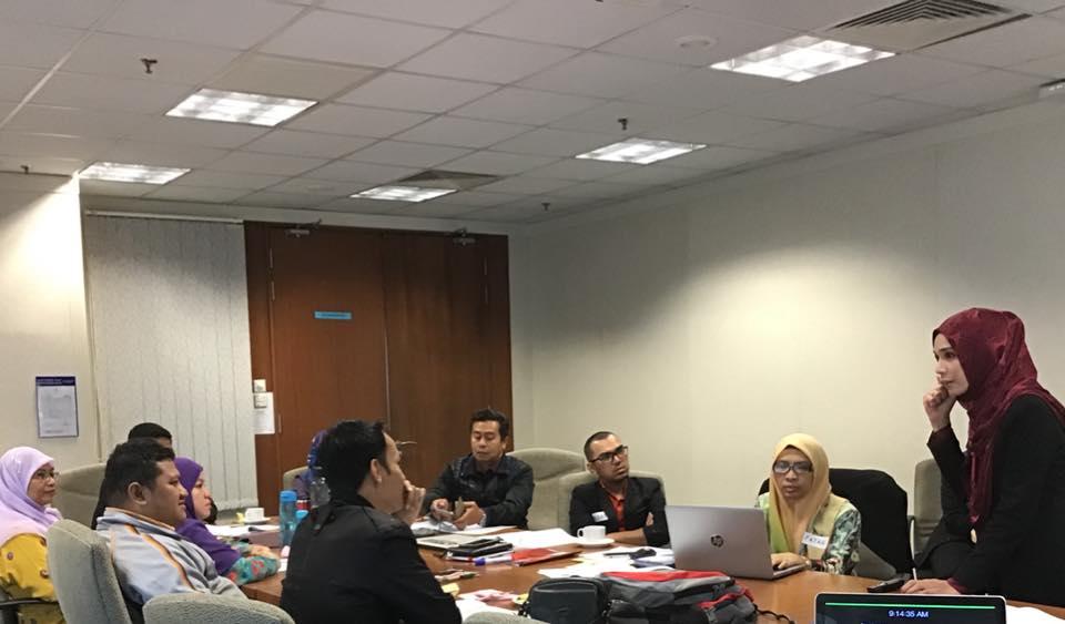 Kursus Pengendalian Aduan Dan Perkhidmatan Pelanggan KPM