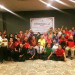 <b>Bengkel Pengurusan Majlis, Etiket Sosial dan Penampilan Diri</b> bagi Warga Pertubuhan Orang Cacat Penglihatan Malaysia   28-30/9/2018