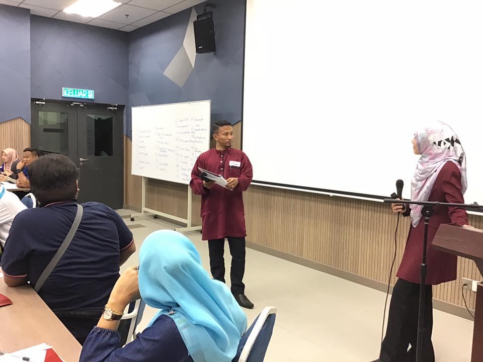 Kursus Etika Berkomunikasi JKM