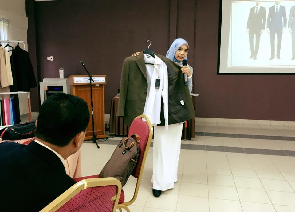 Kursus Pemantapan Imej Dan Etiket Sosial AADK