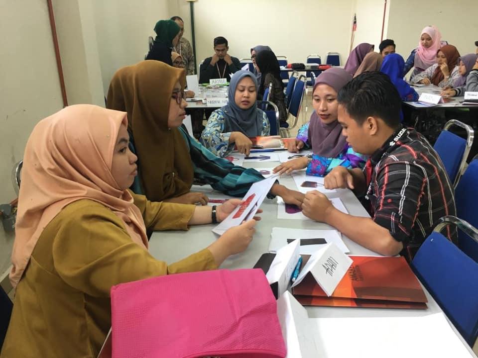 Kursus Keterampilan Diri Dan Komunikasi Berkesan