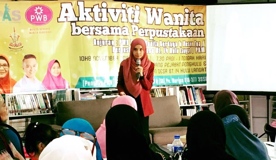 Seminar Wanita  Anggun Dan Bijak