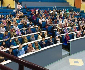Bengkel Career Grooming | Universiti Kebangsaan Malaysia | 1 Disember 2018
