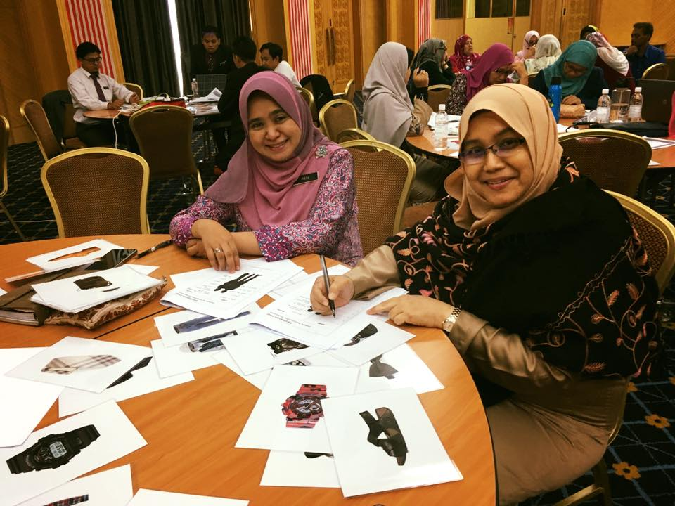 Kursus Pemantapan Imej Dan Etiket Sosial KPM