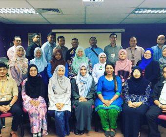 Kursus Pengurusan Kaunter Berkualiti | Jabatan Kesihatan Wilayah Persekutuan Kuala Lumpur & Putrajaya | 27 Feb 2019
