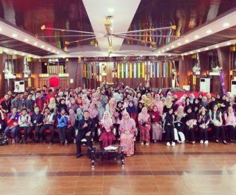 Kursus Keterampilan Diri Dan Imej Profesional | Universiti Malaysia Kelantan | 9 Mac 2019