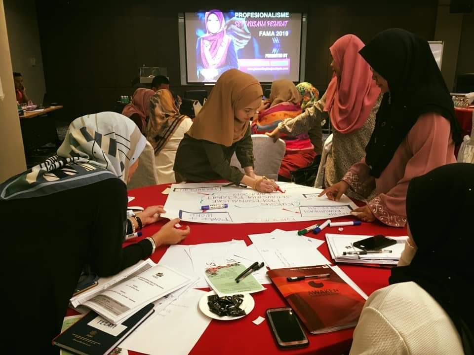 Kursus Profesionalisme Setiausaha Pejabat FAMA