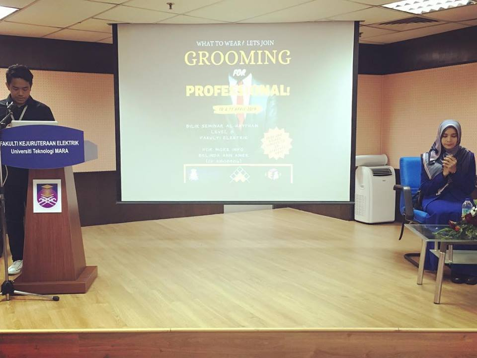 Grooming For Professional