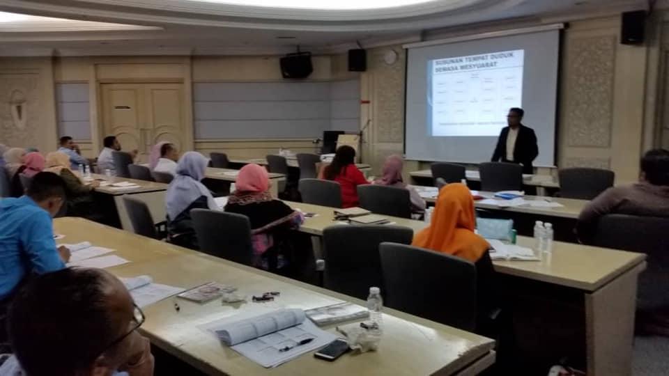 Kursus Tatacara Pengurusan Mesyuarat