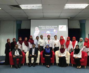 Kursus Pengacaraan Majlis Dan Protokol | Kolej Poly-Tech MARA | 29 April 2019