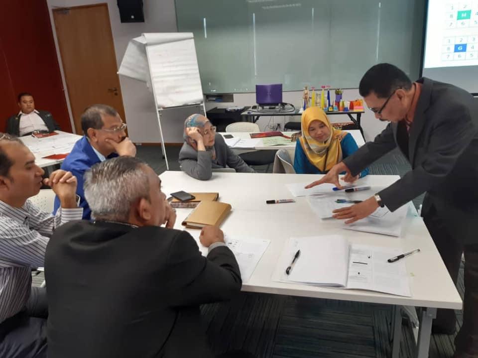 Kursus Pemikiran Strategik, Inovatif Dan Kreatif