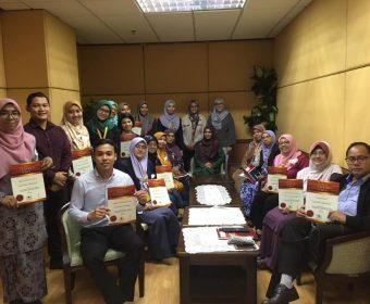 Kursus Personal Image Branding  |  SIRIM BERHAD |  2 Mei 2019
