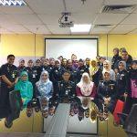 <b>Kursus Perkhidmatan Pelanggan dan Komunikasi Cemerlang</b> l Jabatan Imigresen Negeri Sembilan l 24 April 2019