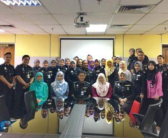 Kursus Perkhidmatan Pelanggan dan Komunikasi Cemerlang l Jabatan Imigresen Negeri Sembilan l 24 April 2019