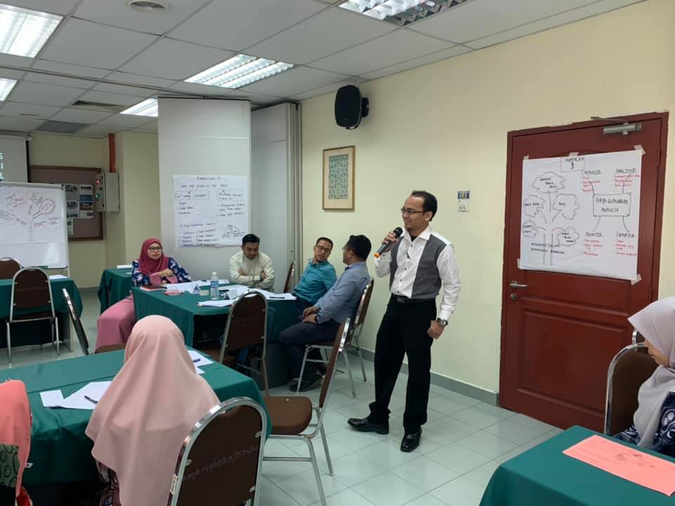 Kursus Pemantapan Komunikasi Interpersonal