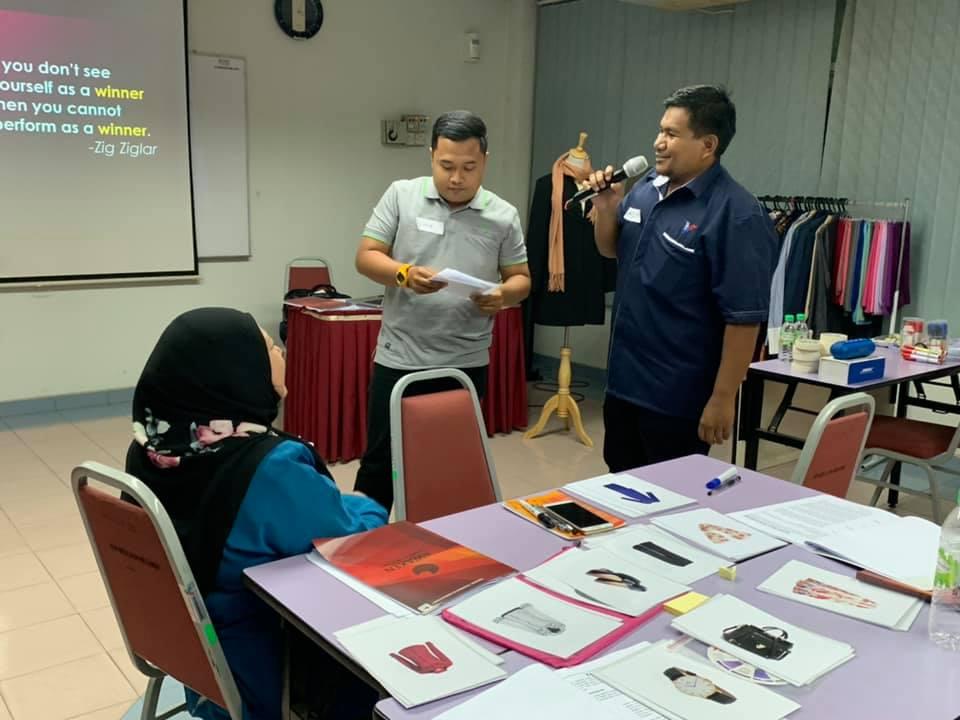 Kursus Pemantapan Imej Profesional