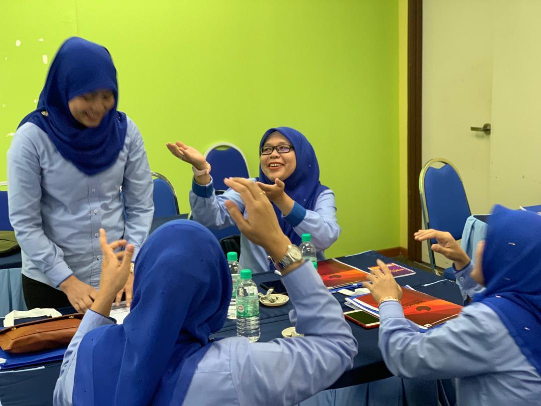 Kursus Komunikasi Neuro Linguistic Programme
