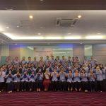 <b>Kursus Pemantapan Petugas Barisan Hadapan Sesi 1</b> | PERKESO | 1 – 3 Oktober 2019