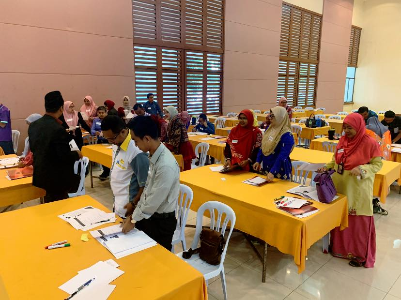 Komunikasi Berkesan Perunding Imej Malaysia