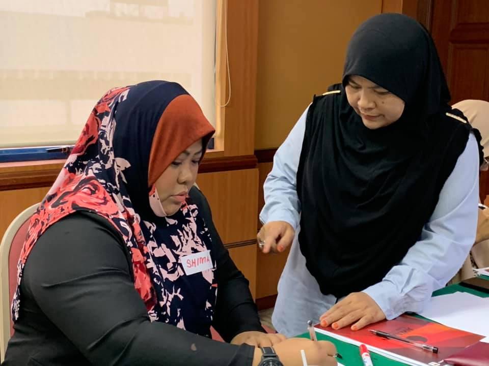 Kursus Personal Image Branding : Perunding Imej Malaysia