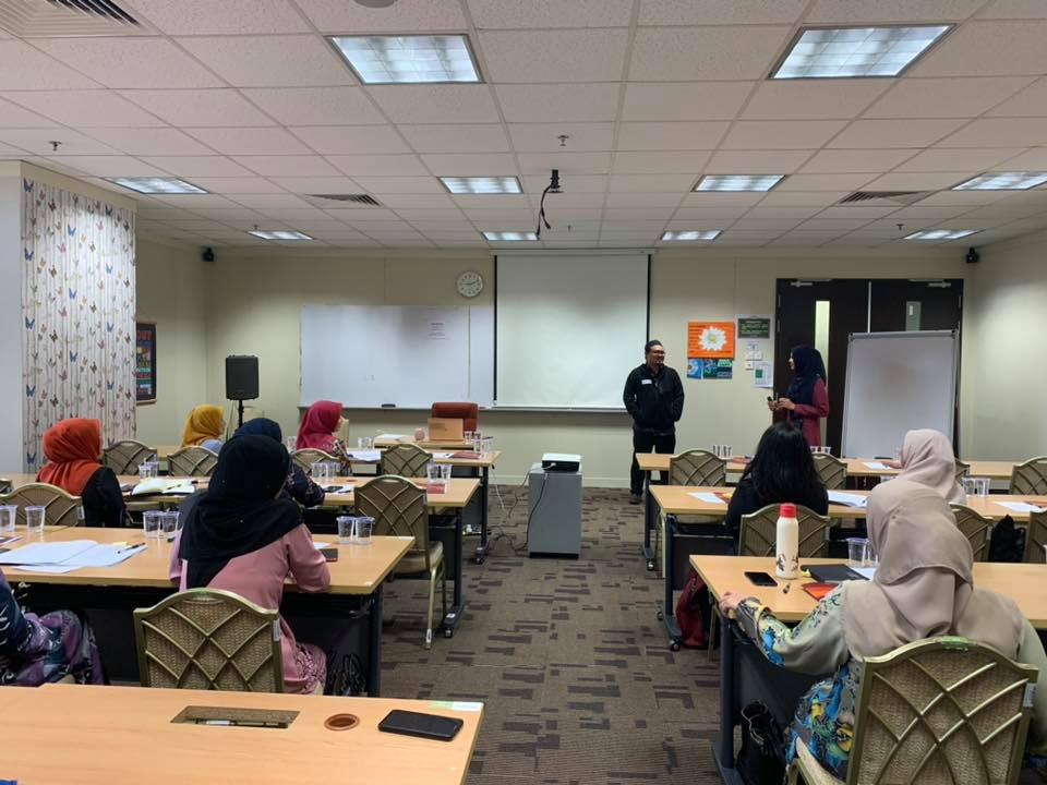 Kursus High Impact Presentation Skills