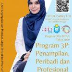 <b>Kursus Grooming 3P : Penampilan, Peribadi dan Profesional Kadet PTD</b> Institut Tadbiran Awam Negara (INTAN) | 5 Ogos 2020