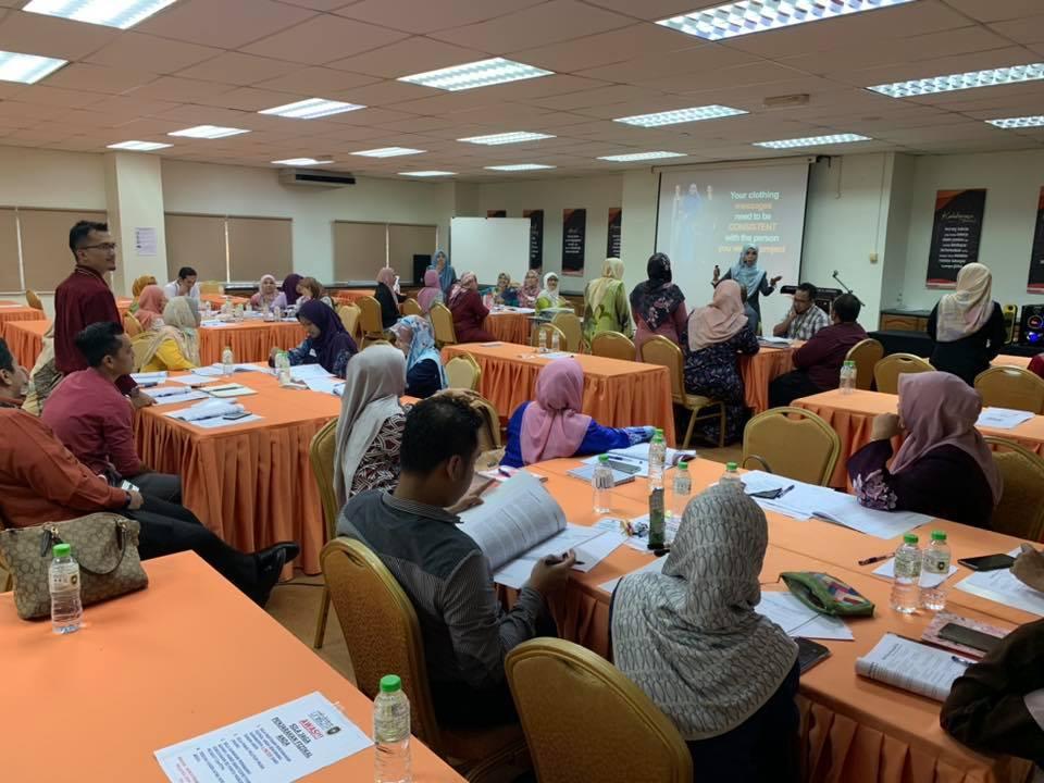 Kursus Etiket Sosial Pusat Pembangunan Hospital UniSZA