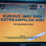 <b>Webinar Keterampilan Diri Graduan</b> Universiti Teknologi MARA (UITM) Puncak Alam | 18 Disember 2020
