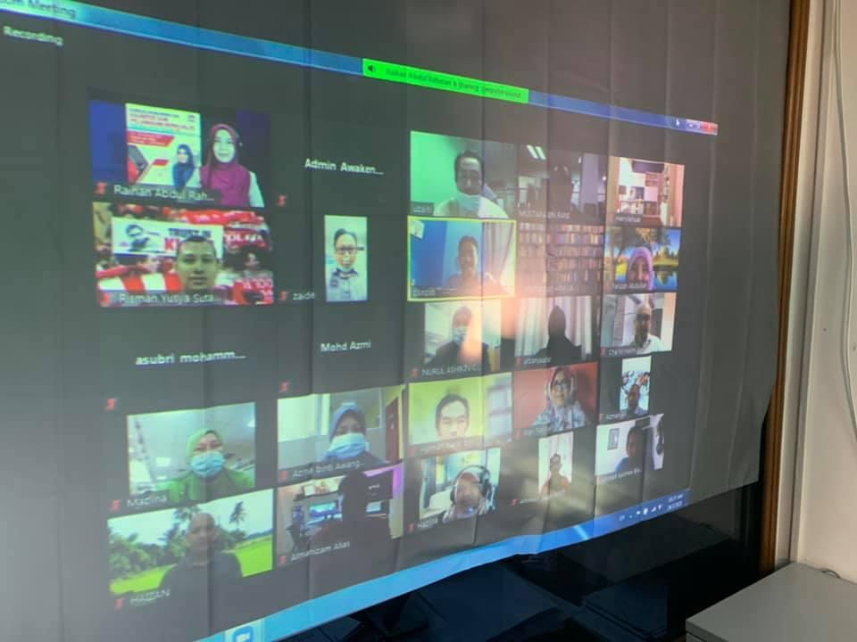 Kursus Online Perkhidmatan Kaunter Pelanggan : Perunding Imej Malaysia