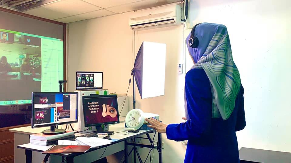 Kursus Imej Kelas Pertama Jabatan Pendaftaran Negara : Perunding Imej
