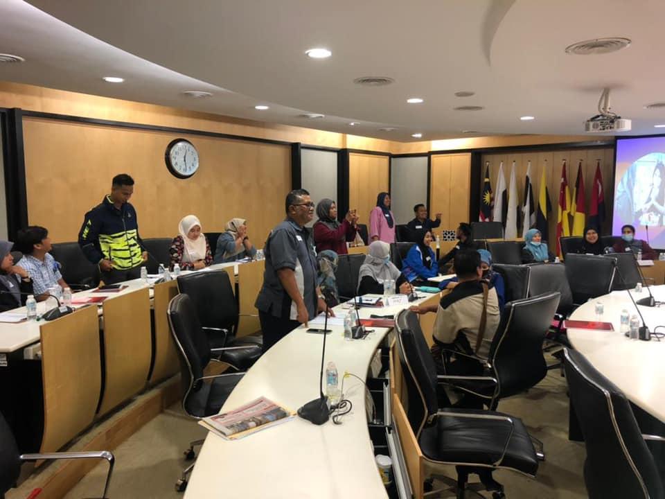 Kursus Khidmat Pelanggan Majlis Perbandaran Bentong