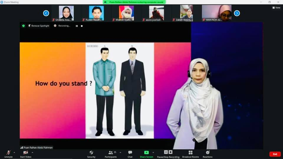 Kursus Powerful Customer 1st Strategy Jabatan Pendaftaran Negara