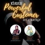 <b>Kursus Powerful Customer 1st Strategy</b> Jabatan Pendaftaran Negara Negeri Sembilan Pada 28–30 Jun 2021