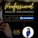 <b>Kursus Professional Image Branding</b> SIRIM Berhad Pada 22 Jun – 23 Jun 2021