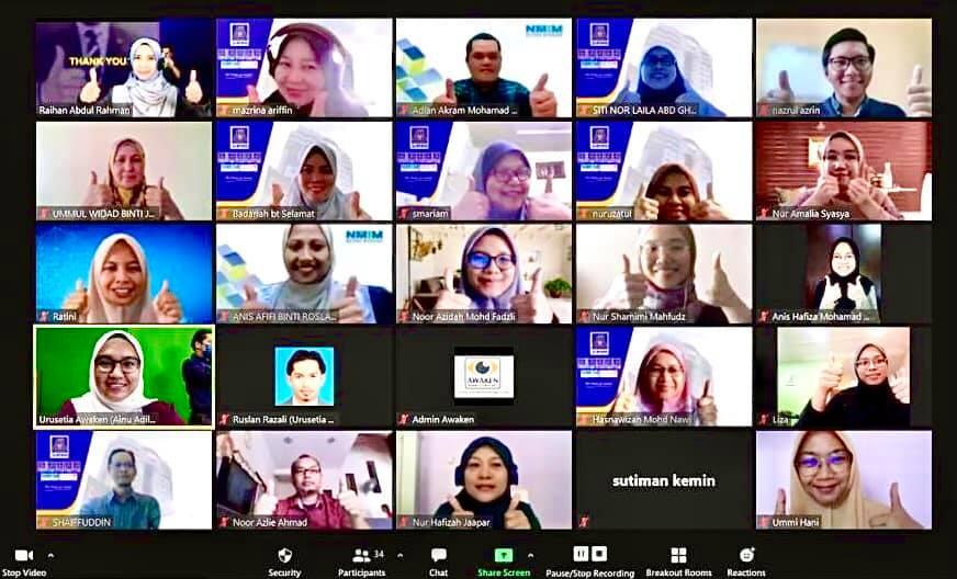 Kursus Professional Image Branding SIRIM Berhad