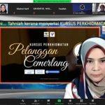 <b>Webinar Perkhidmatan Pelanggan Cemerlang</b> Jabatan Perkhidmatan Veterinar Negeri Selangor pada 6 – 7 Julai 2021